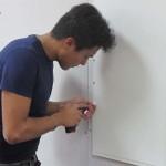 Einbau unsichtbarer Lautsprecher Teil 2